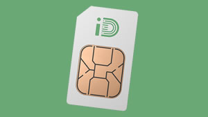 1GB iD Mobile SIM plan just £5 (normally £6)