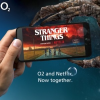 Get free Netflix and twice the data on select O2 plans