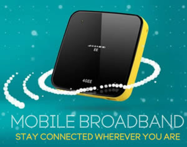 EE Mobile Broadband - Dongles and MiFi on EE