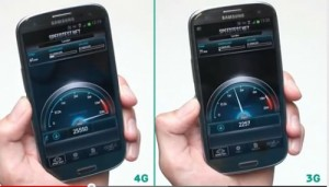 4G speed tests for four of the upcoming 4G phones coming soon.
