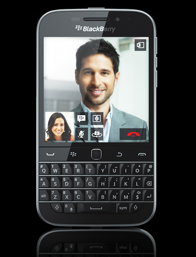 The QWERTY-toting BlackBerry Classic aims to deliver a conventional yet polished BlackBerry experience.