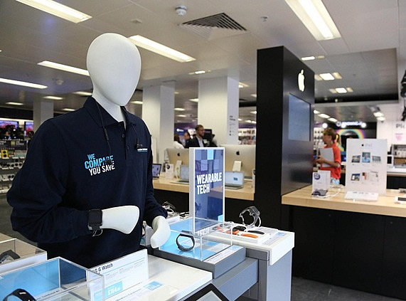 Dixons Carphone signs multi-year partnership with EE