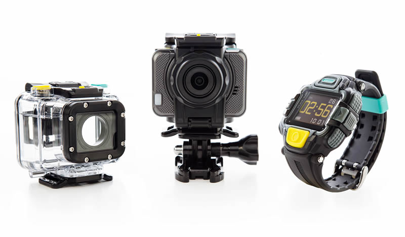 EE unveils the UK's first 4G action camera