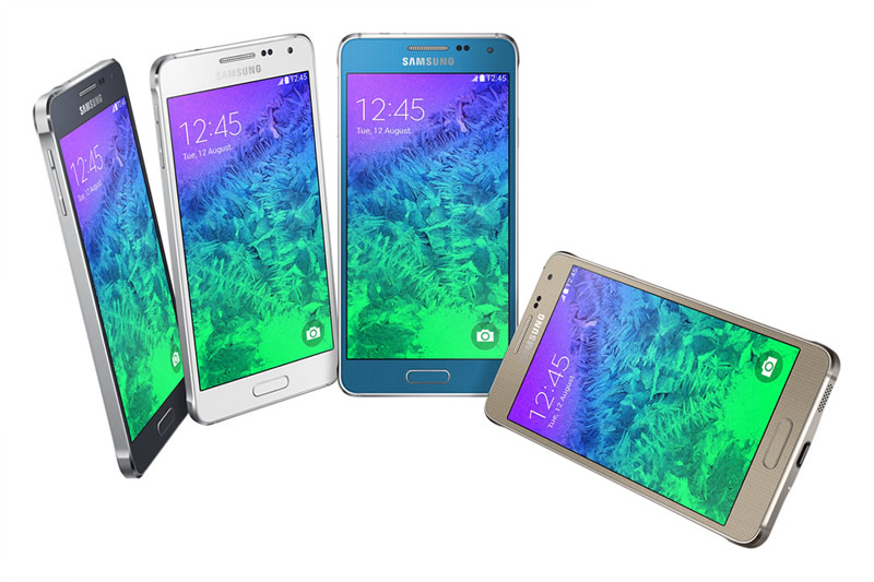 Samsung Galaxy Alpha is coming to EE's super-fast network