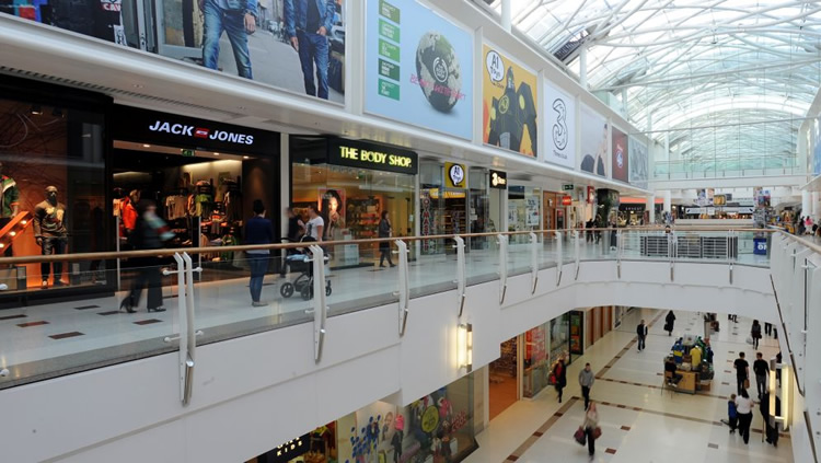 Customers of all 4G networks will soon be able to get superfast speeds at intu Braehead