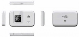 World's Smallest 4G Category 4 Mobile Wi-Fi Device