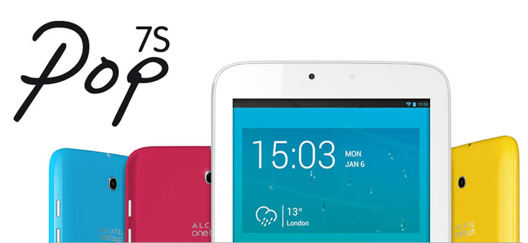 Alcatel OneTouch Pop 7S Review