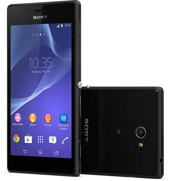 Sony Xperia M2 now available on superfast 4G from EE
