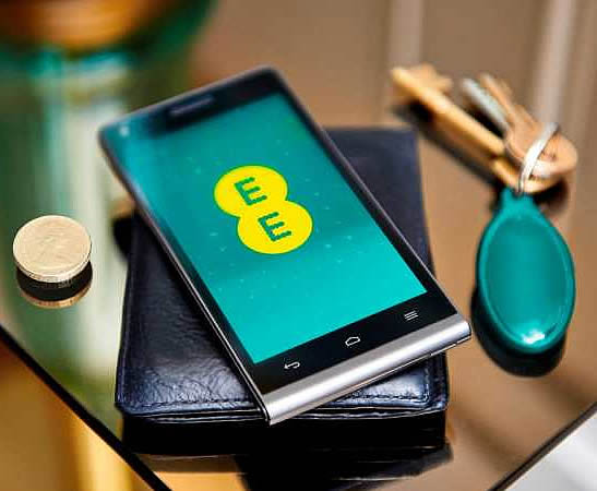 EE now offers 4G pay as you go packs from just £1 per week