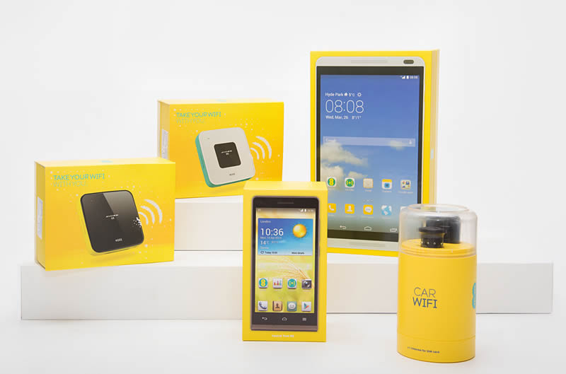 EE 4G devices