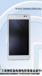 Huawei Ascend D2 Leaked