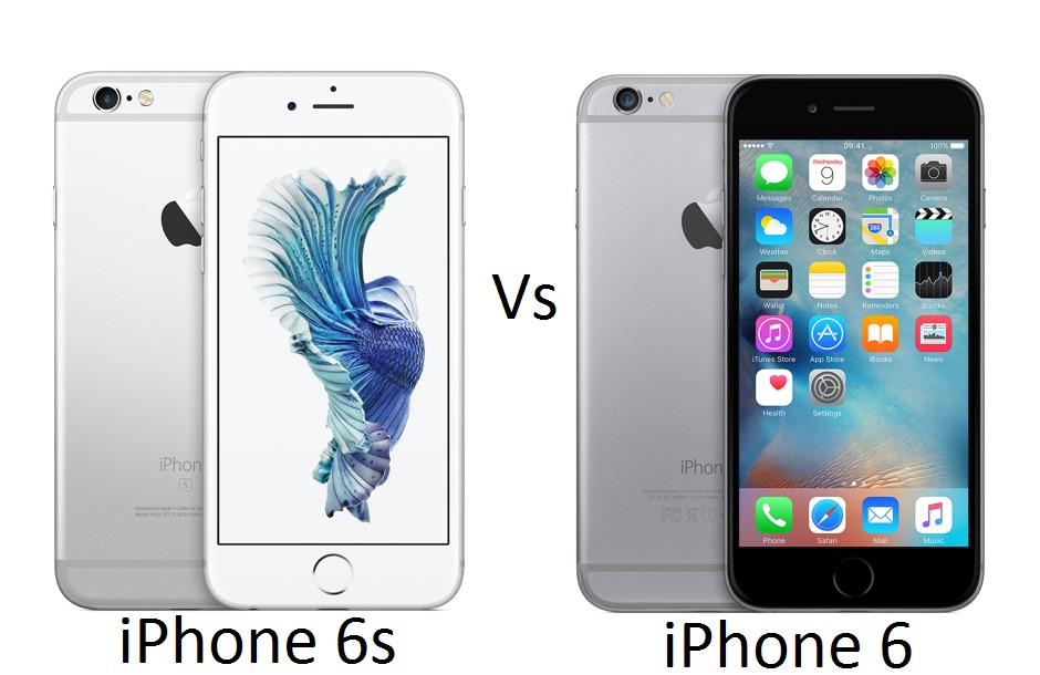what s new with the iphone 6s apple iphone 6s vs apple iphone 6 what s new 19577