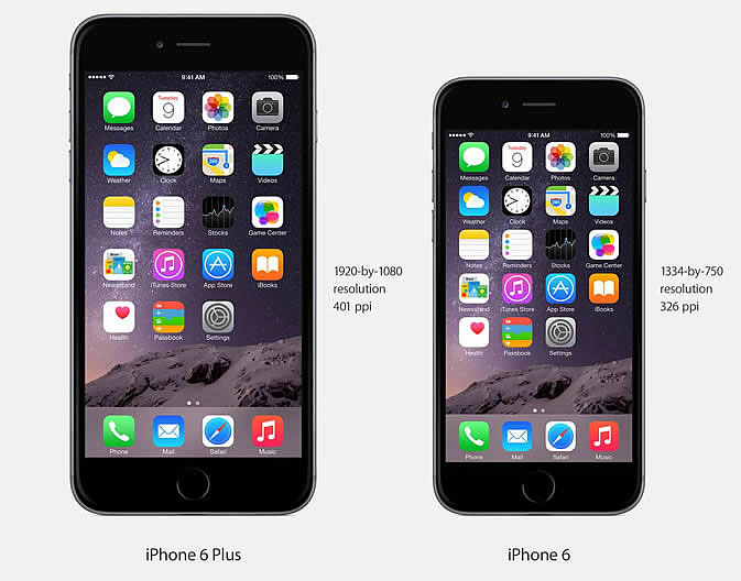 Apple iPhone 6 and iPhone 6 Plus – Which is the better fit for you?