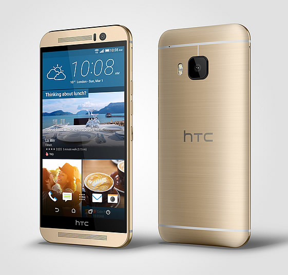EE to offer the HTC One M9 on its speedy 4G network