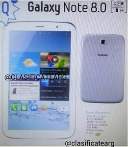 Samsung Galaxy Note 8 Leaked